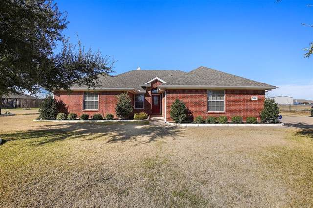 2616 Crofoot Trail, Haslet, TX 76052 (MLS #14234353) :: Dwell Residential Realty