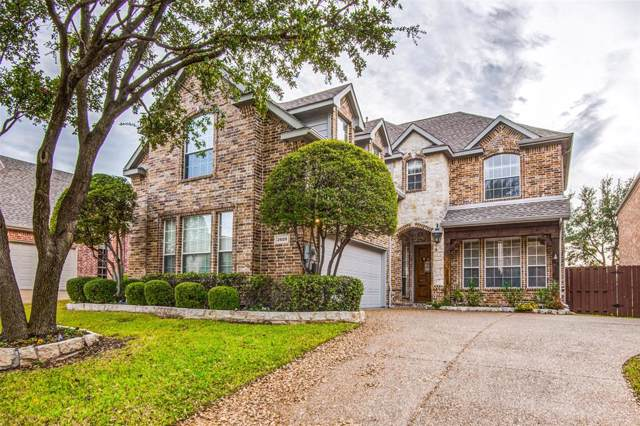 2609 Prestonwood Drive, Plano, TX 75093 (MLS #14234373) :: Acker Properties