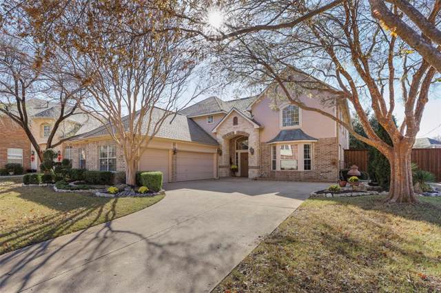 3625 Tinsdale Drive, Flower Mound, TX 75022 (MLS #14234387) :: RE/MAX Town & Country