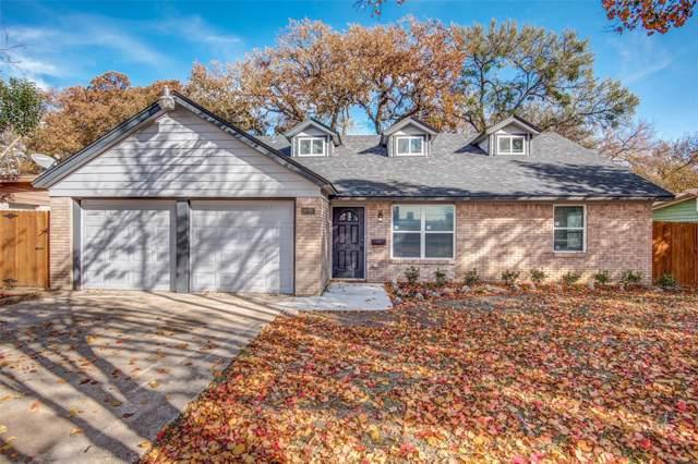 606 King Richard Street, Irving, TX 75061 (MLS #14234395) :: Hargrove Realty Group
