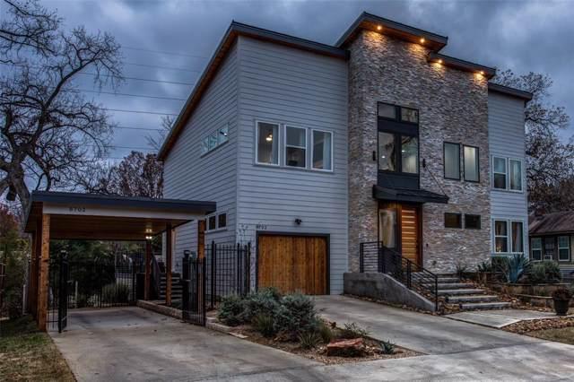 8702 Eustis Avenue, Dallas, TX 75218 (MLS #14234398) :: The Good Home Team