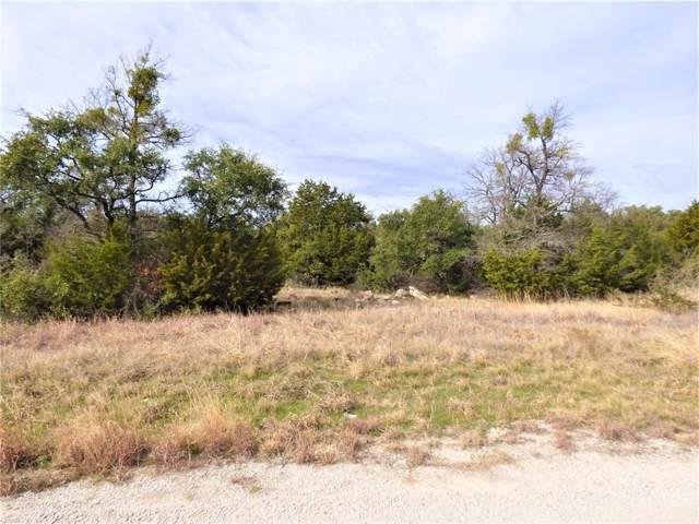 TBD Robert Parker Way, Eastland, TX 76448 (MLS #14234401) :: The Hornburg Real Estate Group