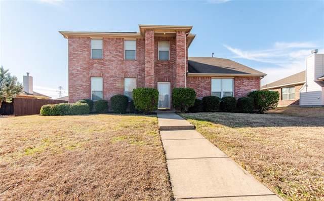 611 Pewitt Drive, Lancaster, TX 75146 (MLS #14234405) :: Van Poole Properties Group