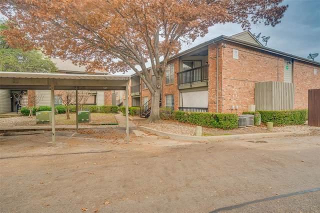 18333 Roehampton Drive #1317, Dallas, TX 75252 (MLS #14234406) :: RE/MAX Landmark