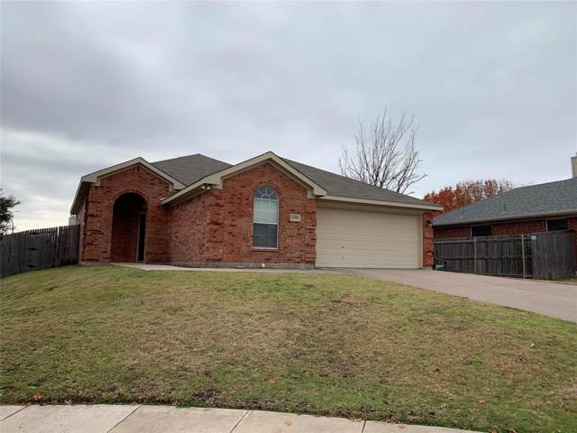 6205 Skyway Court, Fort Worth, TX 76179 (MLS #14234409) :: NewHomePrograms.com LLC
