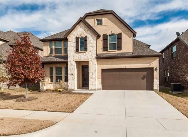 3817 Juniperio Street, Denton, TX 76208 (MLS #14234415) :: All Cities Realty