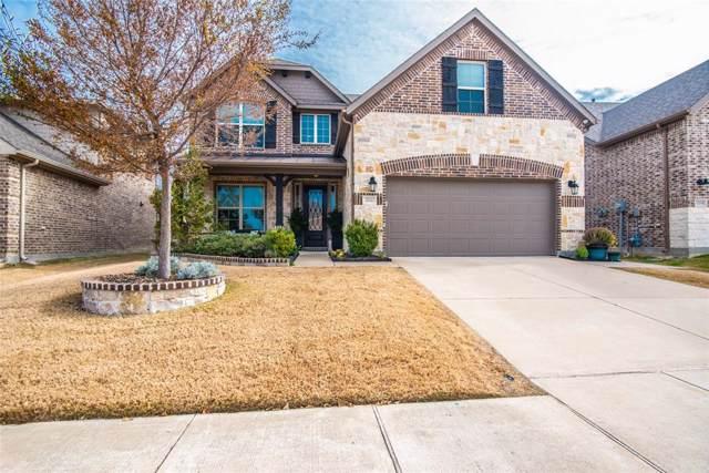1712 Jace Drive, Mckinney, TX 75071 (MLS #14234440) :: The Good Home Team