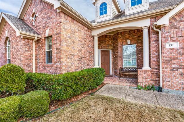 1376 Ranch House, Fairview, TX 75069 (MLS #14234444) :: Baldree Home Team