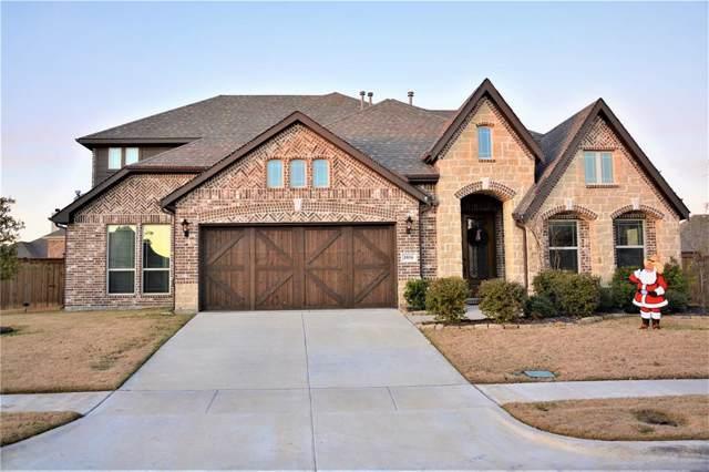 1016 Newington Circle, Forney, TX 75126 (MLS #14234449) :: RE/MAX Landmark