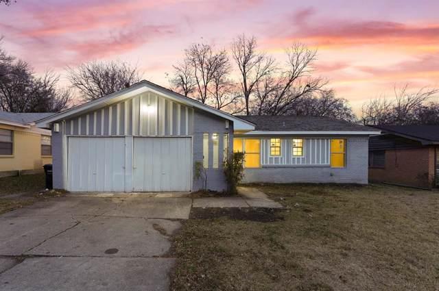 3212 Santiago Drive, Mesquite, TX 75150 (MLS #14234472) :: The Kimberly Davis Group