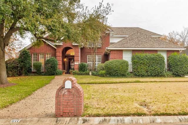 911 Hemphill Drive, Cleburne, TX 76033 (MLS #14234479) :: Caine Premier Properties
