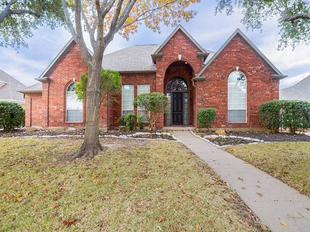 105 Skyline Drive, Trophy Club, TX 76262 (MLS #14234496) :: The Heyl Group at Keller Williams