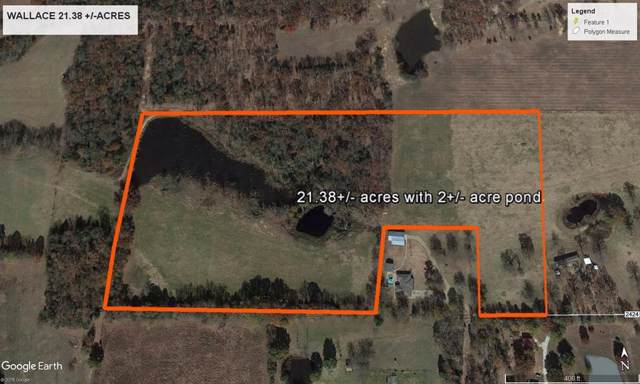 0000 Vz County Road 2424, Canton, TX 75103 (MLS #14234498) :: The Heyl Group at Keller Williams