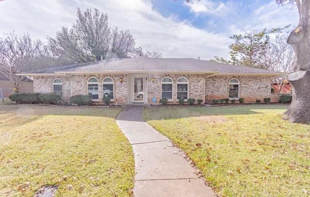 126 Meadowbrook Drive, Desoto, TX 75115 (MLS #14234512) :: Tenesha Lusk Realty Group