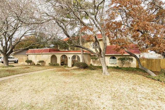 7640 Lake Highlands Drive, Fort Worth, TX 76179 (MLS #14234515) :: The Tierny Jordan Network