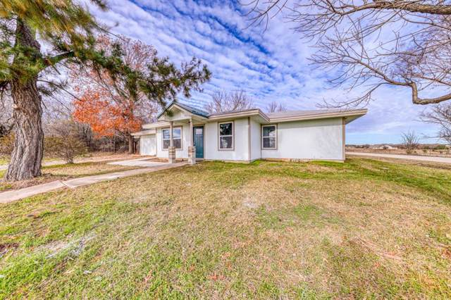 4200 Greenwood Road, Weatherford, TX 76088 (MLS #14234524) :: The Kimberly Davis Group