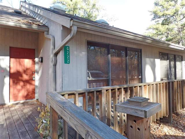 197 Holly Hill Circle 222G, Holly Lake Ranch, TX 75765 (MLS #14234532) :: Century 21 Judge Fite Company