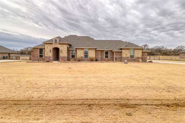 109 Atlee Drive, Weatherford, TX 76087 (MLS #14234554) :: All Cities Realty