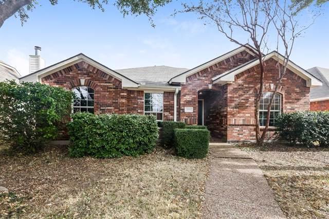 3501 Wind Flower Lane, Mckinney, TX 75070 (MLS #14234558) :: The Kimberly Davis Group
