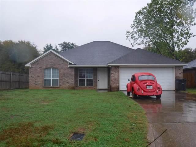 204 Patricia Court, Tyler, TX 75702 (MLS #14234585) :: Vibrant Real Estate