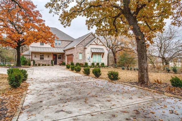 1087 W Corporate Drive, Lewisville, TX 75067 (MLS #14234599) :: RE/MAX Town & Country