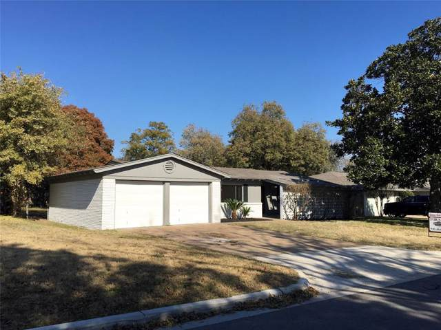 3416 Winifred Drive, Fort Worth, TX 76133 (MLS #14234623) :: The Real Estate Station