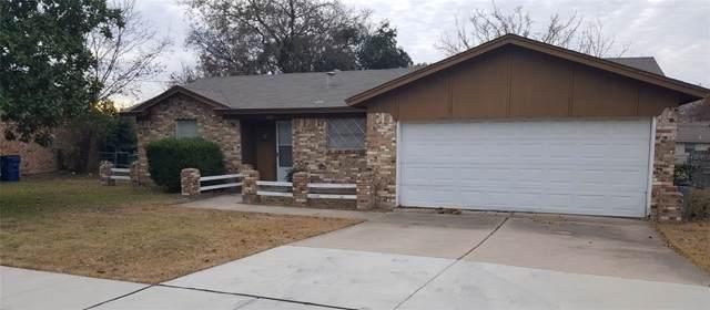 6413 Moonglow Lane #1, Watauga, TX 76148 (MLS #14234625) :: Tenesha Lusk Realty Group