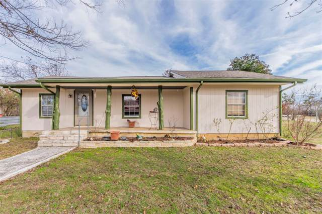 708 Tremont Street, Weatherford, TX 76086 (MLS #14234637) :: The Real Estate Station