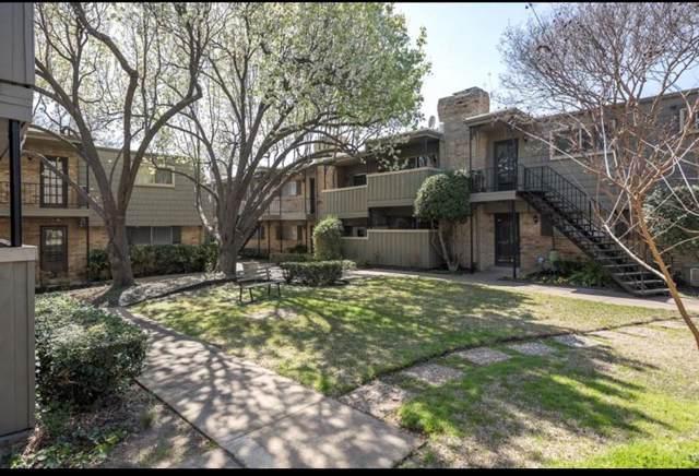 7705 Meadow Park Drive #133, Dallas, TX 75230 (MLS #14234661) :: Century 21 Judge Fite Company