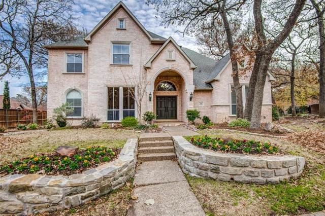 108 Dickens Drive, Coppell, TX 75019 (MLS #14234678) :: All Cities Realty