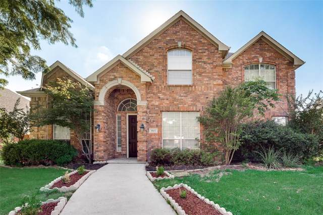 7817 Roaring Ridge Drive, Plano, TX 75025 (MLS #14234685) :: RE/MAX Town & Country