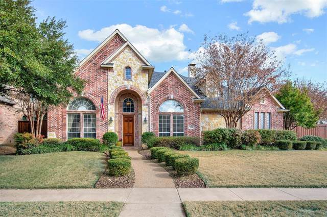 2600 Saratoga Drive, Plano, TX 75075 (MLS #14234687) :: The Heyl Group at Keller Williams