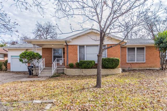 4901 Trail Lake Drive, Fort Worth, TX 76133 (MLS #14234720) :: RE/MAX Town & Country