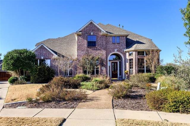 1799 Baltimore Drive, Allen, TX 75002 (MLS #14234721) :: All Cities Realty