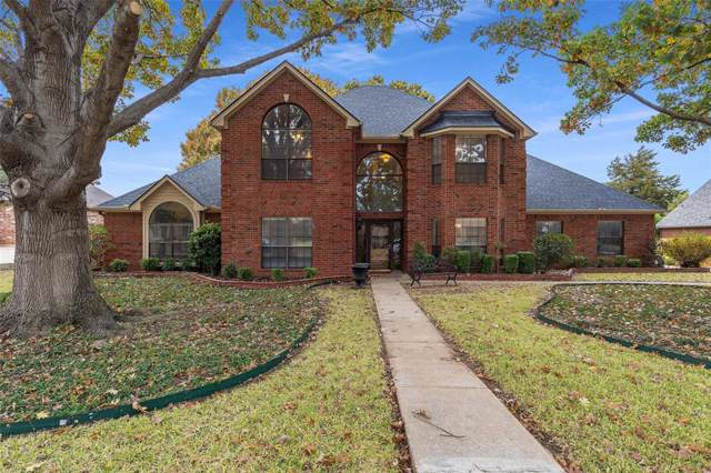 2042 Sierra Place, Lewisville, TX 75077 (MLS #14234724) :: RE/MAX Town & Country