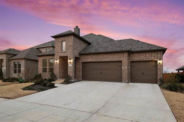 1316 Hudson Lane, Prosper, TX 75078 (MLS #14234735) :: The Kimberly Davis Group
