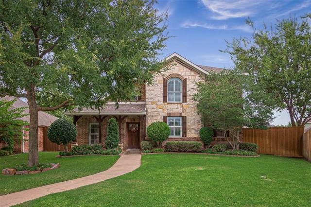 1736 Oak Brook Lane, Allen, TX 75002 (MLS #14234741) :: Vibrant Real Estate