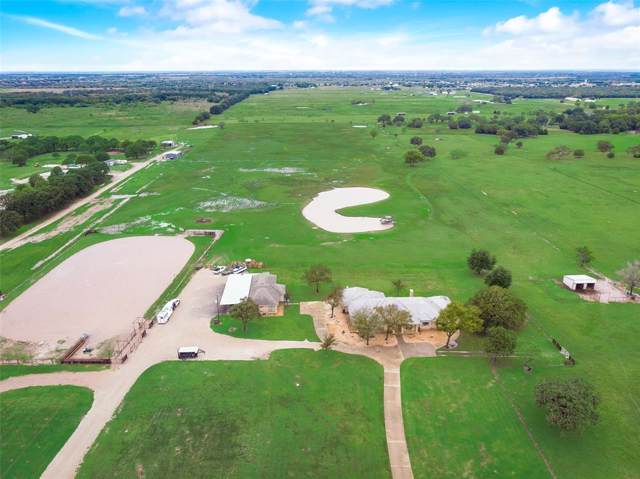19201 County Road 243, Terrell, TX 75160 (MLS #14234742) :: The Good Home Team