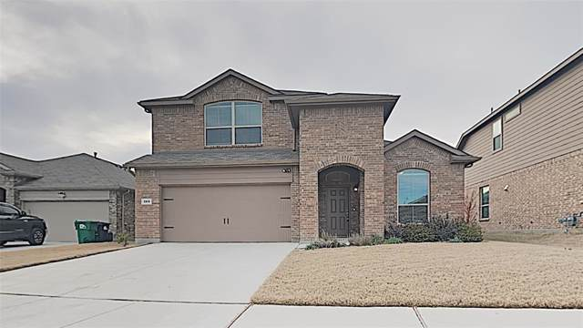 309 Red Fox Lane, Denton, TX 76210 (MLS #14234781) :: Maegan Brest | Keller Williams Realty