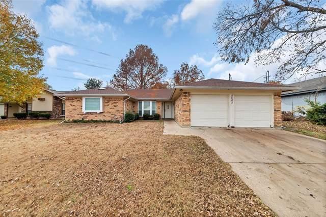 5602 Smouldering Wood Court, Arlington, TX 76016 (MLS #14234815) :: Team Tiller