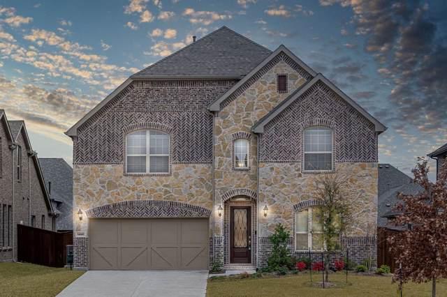 14197 Danehurst Lane, Frisco, TX 75035 (MLS #14234849) :: RE/MAX Town & Country