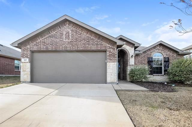 1317 Wysteria Lane, Burleson, TX 76028 (MLS #14234860) :: RE/MAX Pinnacle Group REALTORS