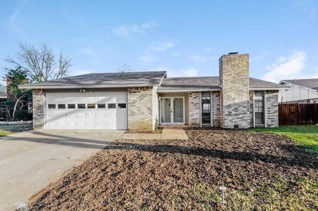 4024 Seven Gables Street, Fort Worth, TX 76133 (MLS #14234866) :: Trinity Premier Properties