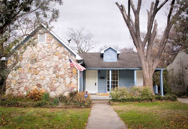 2823 Burlington Boulevard, Dallas, TX 75211 (MLS #14234885) :: Ann Carr Real Estate