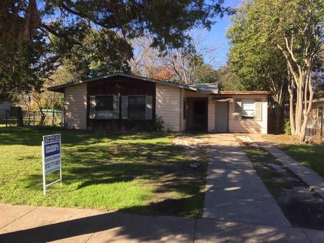 2555 Melbourne Avenue, Dallas, TX 75233 (MLS #14234889) :: The Star Team | JP & Associates Realtors