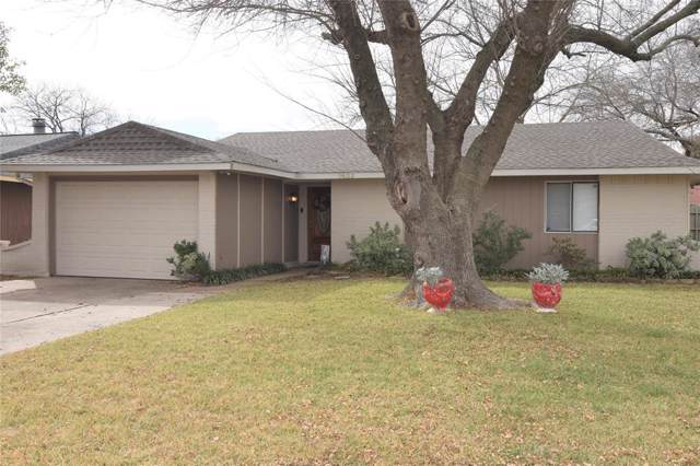 1622 Whiteoak Drive, Garland, TX 75040 (MLS #14234901) :: Team Tiller