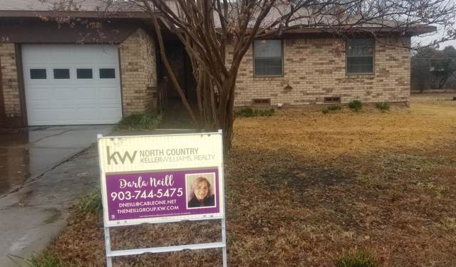 254 Kincaid Street, Van Alstyne, TX 75495 (MLS #14234911) :: All Cities Realty