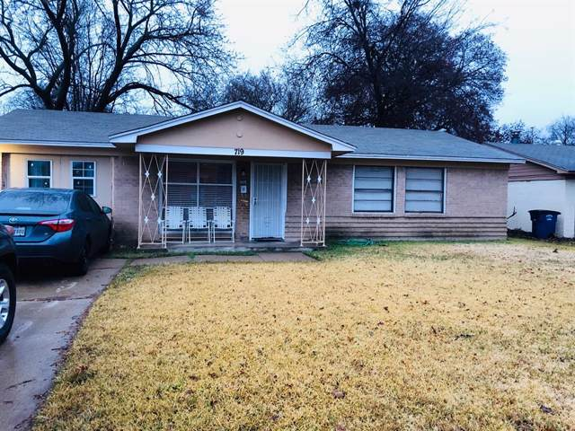 719 Goldwood Drive, Dallas, TX 75232 (MLS #14234933) :: RE/MAX Pinnacle Group REALTORS