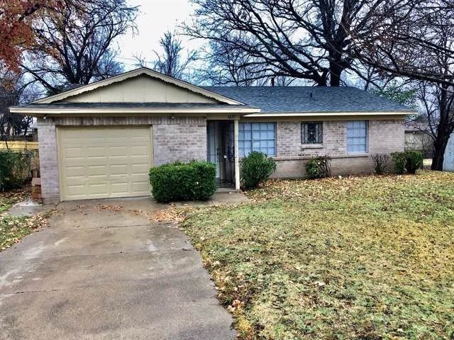 6137 Singing Hills Drive, Dallas, TX 75241 (MLS #14234936) :: Baldree Home Team