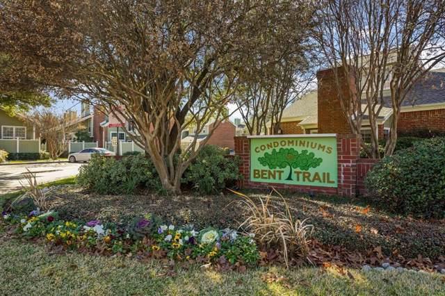 6220 Bentwood Trail #1205, Dallas, TX 75252 (MLS #14234938) :: Maegan Brest | Keller Williams Realty